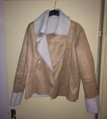 Палто од обрнана кожа L/XL
