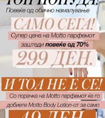 Motto eden i edinstven -70%