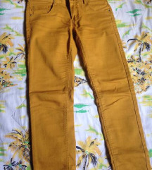 Zolti oker pantaloni