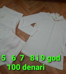 Novi decki bluzi za 5 ,6 ,7, 8 i 9 godini