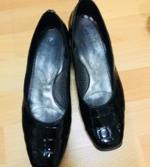 Stikli/Baletanki kroko lak,Koza 37,5