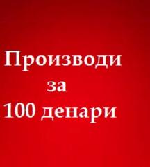 Артикли по 100 денари