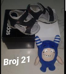 Detski sandali broj 21