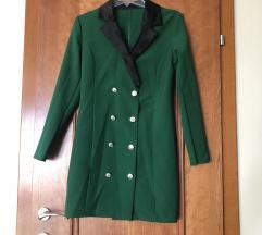 Сако - Фустан emerald green