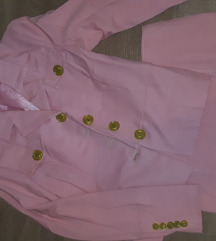 Pink suit komplet