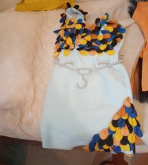 dizajnerski fustan MOZE RAZMENA