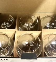 6 нови чаши за вино