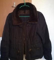 ZARA basic - тегет јакна - резз