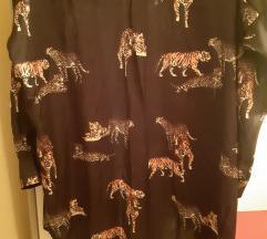 Нова сатен кошула *НАМАЛЕНА* 500