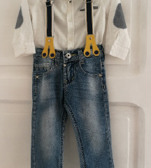 Фармерчиња со трегери