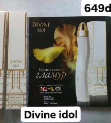 Divine idol oriflame
