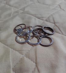 10 прстенчиња- носени
