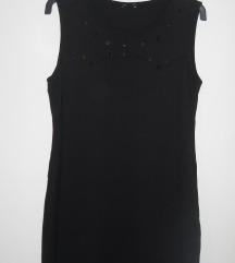 Crn fustan vel  L - 150 den