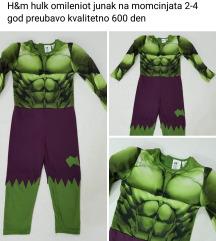 H&m hulk 2-4 god