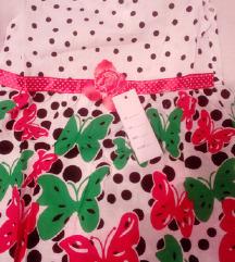So etiketa-cvetno fustance
