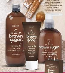 Колекција од кафеав шеќер