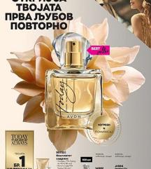 Nov TTA today parfem