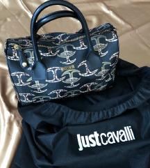 JUST CAVALLI LOGO чанта