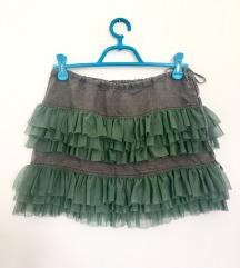 Ralph Lauren unikatna mini suknja