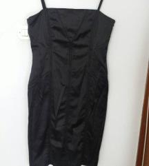 *600*Preubav satenski  korset fustan H&M 44/42