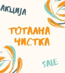 Sale - Akcija - Totalna cistka