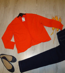 rez*Novo H&M palto (so etiketa) M-XL