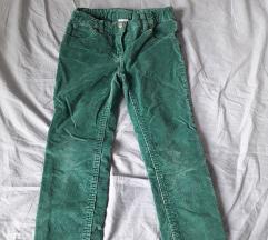 Pantalonki zeleni