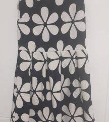 Фустанче со цветови