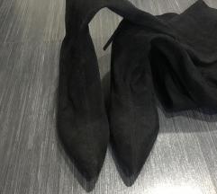 Zara чизми над колена