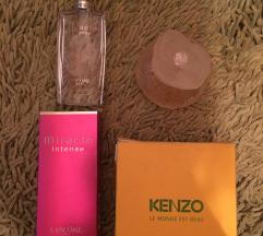 Parfemi  Miracle Intense i Kenzo Le monde est beau