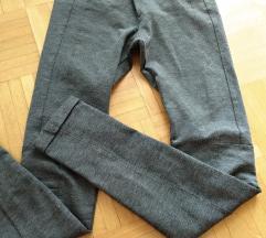 Sivi pantaloni - helanki