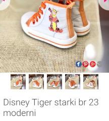 Disney Tiger startki