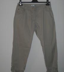 Caliope krem pantaloni vel M