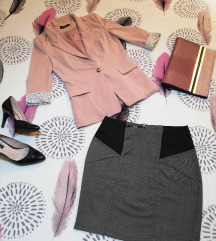 *NAMALENIE -250- BERSHKA nova suknja