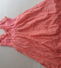 roze fustance novo