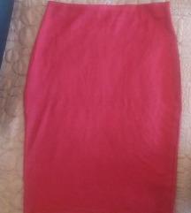 Skros nova crvena suknja