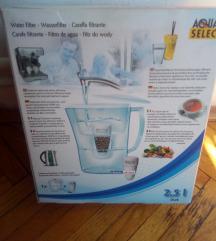 Нов бокал за вода со филтер за прочистување