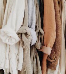 Eftina i moderna garderoba