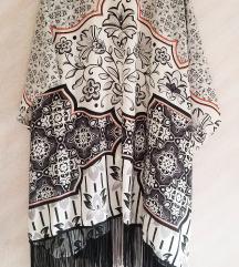 Бохо кимоно со реси
