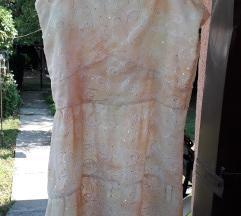 NOVO kremasto fustance