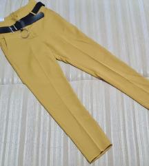 Нови панталони со каиш