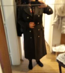 Nov Mona vojnicki volnen kaput
