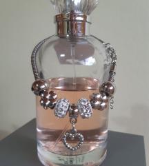 Lucky charm bracelet-привезок срце