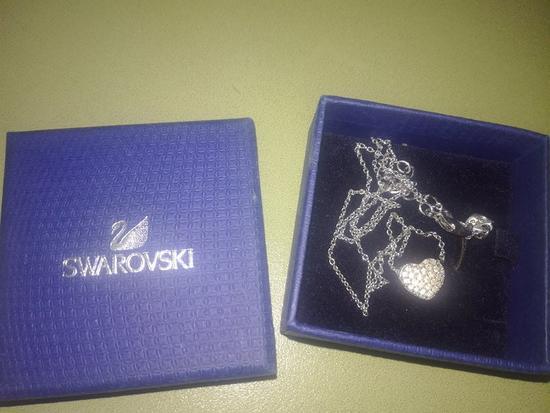 SWAROVSKI original LANCE SO PRIVERZOK