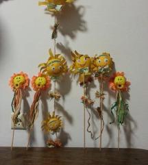 dekorativni soncogledi za veligden