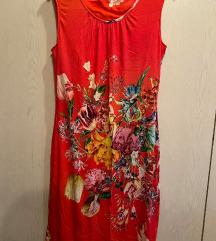 Цветен фустан