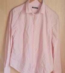 Gina tricot rozeva kosula
