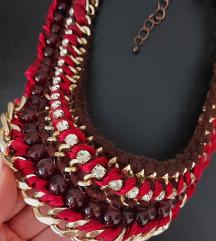 Ogrlica - rachna izrabotka