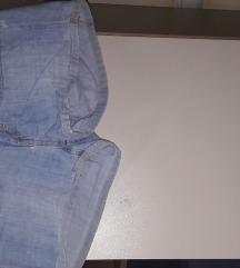 Кратки jeans со трегери