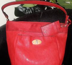 Нова CARPISA црвена чанта